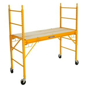 Scaffolding Trolley and Mobile Platform